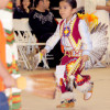 Powwow draws a crowd