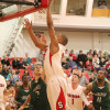 SOU Men's Basketball Throttles Evergreen 74-50