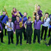 Siskiyou Saxophone Orchestra performs tonight