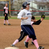 Softball Loses a Pair to Concordia