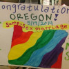 "Oregon Allows Same-Sex Marriage–""It was just kind of like a big sigh of relief."""