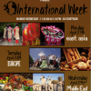 International Week Celebrations Features Food and Festival