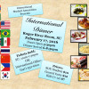 Annual International Dinner: Tastes From Around the Globe