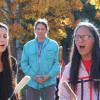 Students Stand in Solidarity With Standing Rock