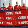 SOU Men's Cross Country Captures National Title