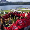 Women's Rowing Takes Silver in Program's First Year