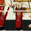 Volleyball records fourth straight win