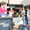 Trash audit raises recycling awareness