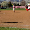 Softball Sweeps Double-Header