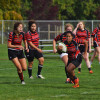 Women's Rugby Suffers Loss in Conference Debut