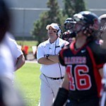 SOU Football Coach