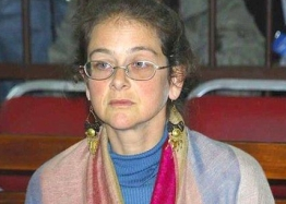 American activist Lori Berenson was released from prison Monday.