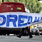 Dream Act supporters in southern California. Photo courtesy latimes.com.