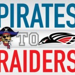 Pirates to Raiders is a new program at Talent Middle School designed to help minority students gain admittance to SOU.