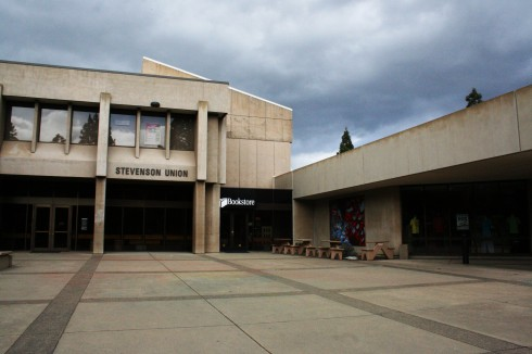 The career fair will be held in the Rogue River Room of the Stevenson Union. (Photo Cred: The Siskiyou/Kelsi Fasano)