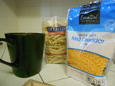 Limited resources? Dorm meals in a mug might be the perfect solution. (Photo Cred: The Siskiyou/Shannon Houston)