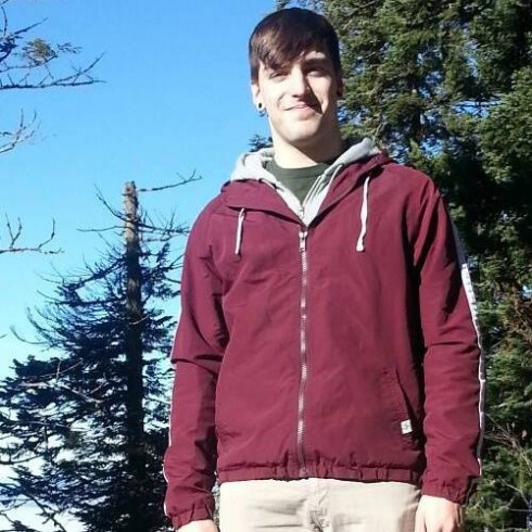 James Wolff, a third-year psychology major, likes to  write poetry, hike, and play acoustic guitar.