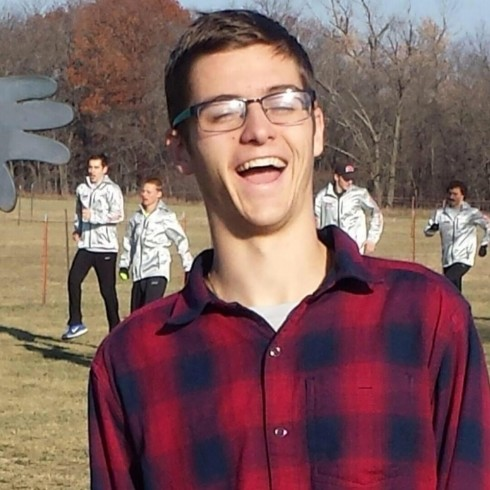 Connor Cushman, the sophomore financial mathematics major, lives to laugh, run, and slap the bass. You might find him at Taco Bell or storming shirtless through Lithia Park.