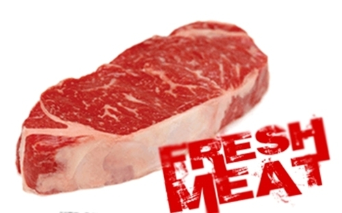 Next in Que: Fresh Meat Series...