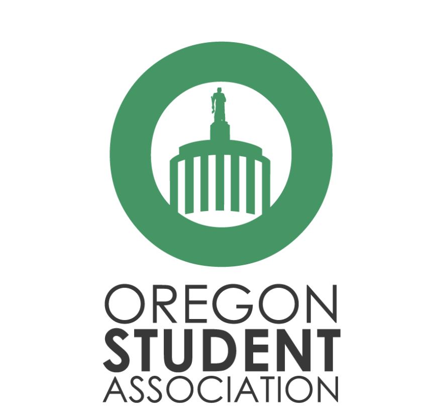 Oregon Student association logo