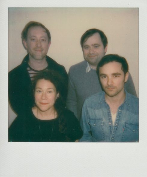 Apollo Ghost band photo by Lauren Ray