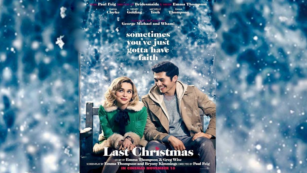 Last Christmas: A Review – The Siskiyou