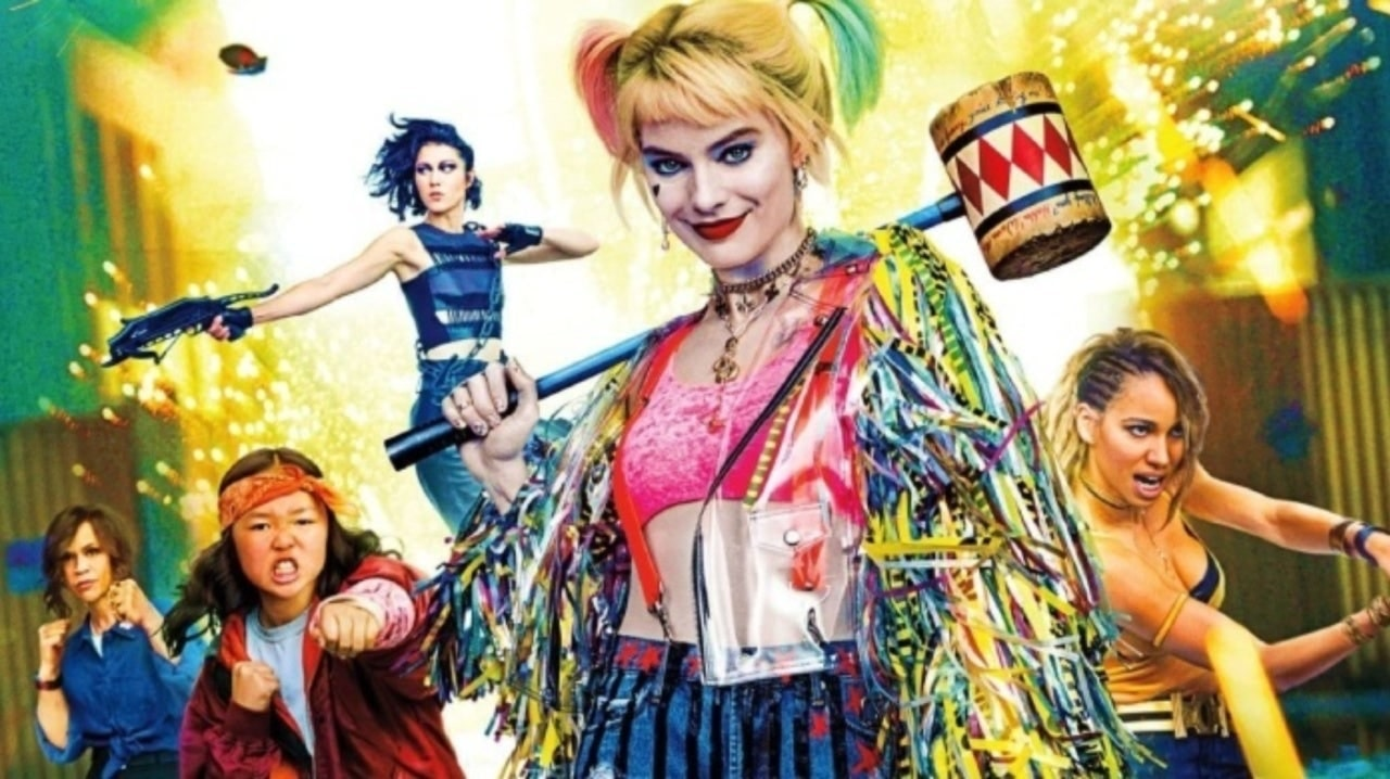 Review The Wild And Wacky Ride Of Harley Quinn Birds Of Prey The Siskiyou